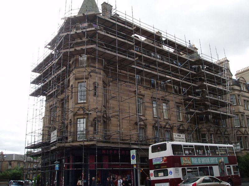Hypostyle Architects Glasgow Projects Conservation