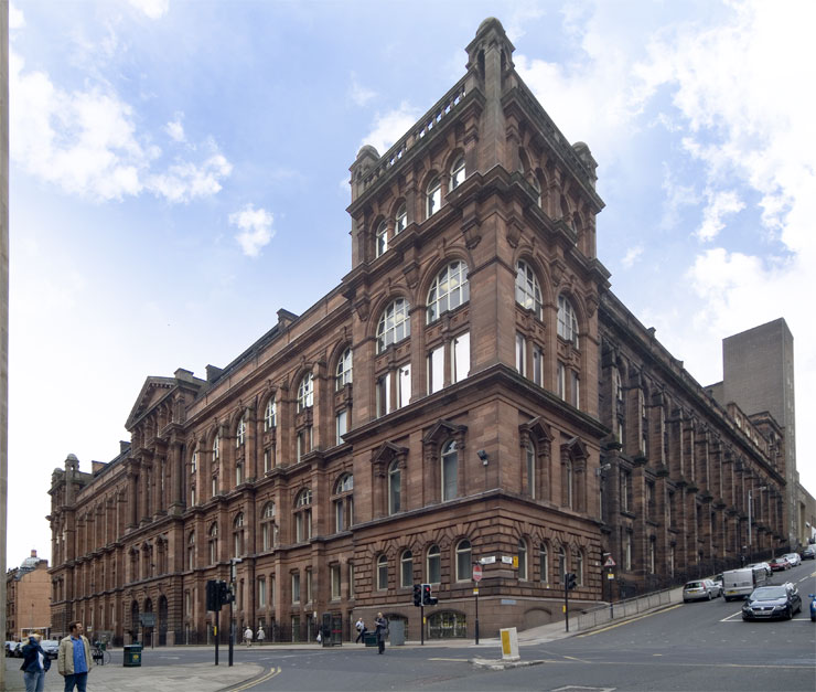 Hypostyle Architects | Glasgow | Projects | Educational
