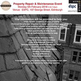 Property, Repair & Maintenance Event_1802