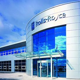 Rolls-Royce, Inchinnan
